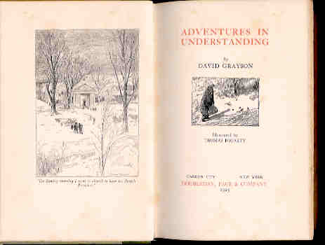Image for Adventures in Understanding