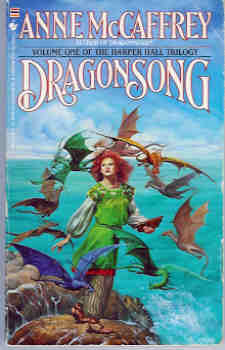Image for Dragonsong (Harper Hall Trilogy Vol One)