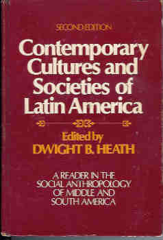 Image for Contemporary Cultures and Societies of Latin America (Second Edition)