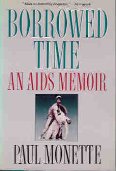 Image for Borrowed Time: An AIDS Memoir