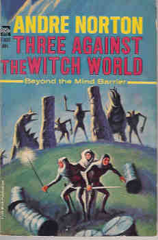 Image for Three Against the Witch World