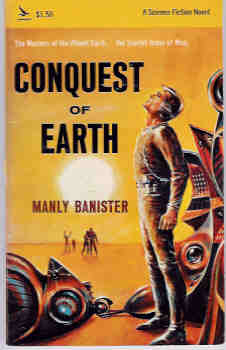 Image for Conquest of Earth