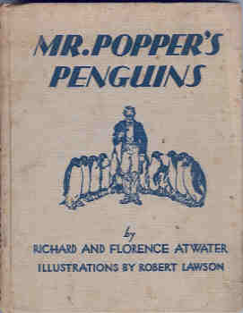 Image for Mr. Popper's Penguins