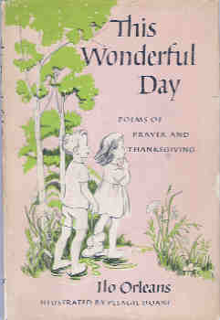 Image for This Wonderful Day:  Poems of Prayer and Thanksgiving