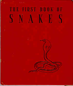 Image for The First Book of Snakes (Revised Edition)