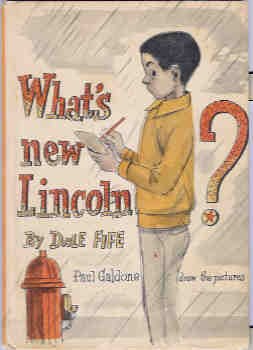 Image for What's New, Lincoln?