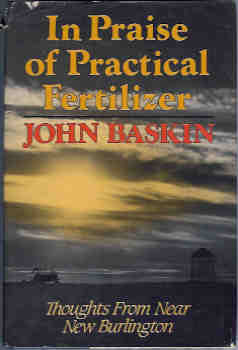 Image for In Praise of Practical Fertilizer:  Thoughts from Near New Burlington