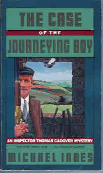 Image for The Case of the Journeying Boy (An Inspector Thomas Cadover Mystery)