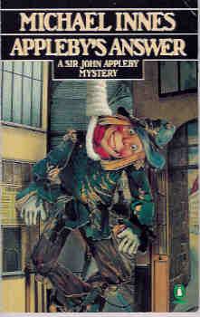 Image for Appleby's Answer (A Sir John Appleby Mystery)