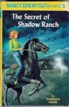 Image for Secret of Shadow Ranch (Nancy Drew Mystery #5)