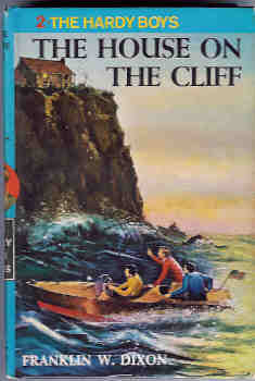 Image for The House on the Cliff (Hardy Boys Mystery Series #2)