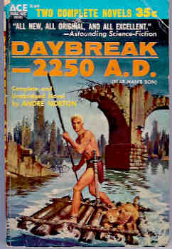 Image for Daybreak - 2250 A.D./ Beyond Earth's Gates (Ace Double D-69)