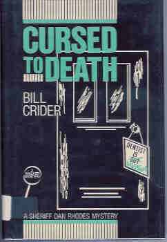 Image for Cursed to Death (A Sheriff Dan Rhodes Mystery)