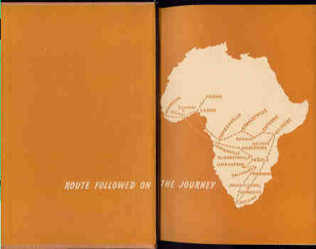 Image for The African Giant:  The Story of a Journey