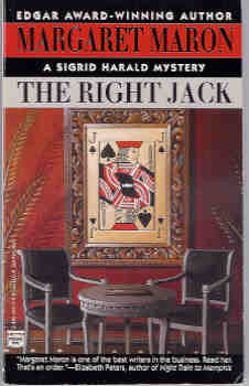 Image for The Right Jack (Sigrid Harald Mystery) (Signed)