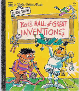 Image for Bert's Hall of Great Inventions
