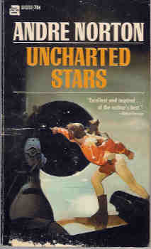 Image for Uncharted Stars