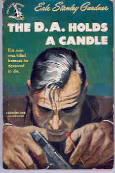 Image for The D. A. Holds a Candle