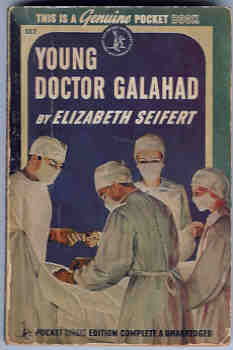 Image for Young Doctor Galahad (#302)