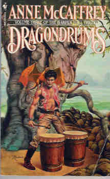Image for Dragondrums (Harper Hall Trilogy Vol Three)