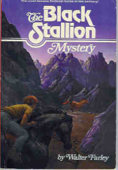 Image for The Black Stallion Mystery