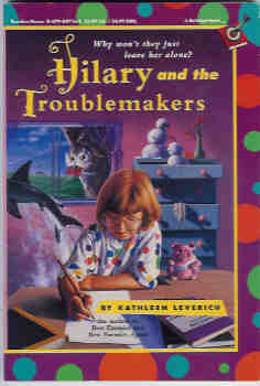 Image for Hilary and the Troublemakers