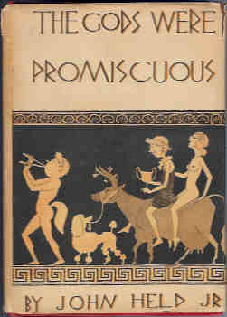 Image for The Gods Were Promiscuous