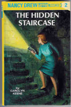 Image for The Hidden Staircase Nancy Drew Mystery #2)