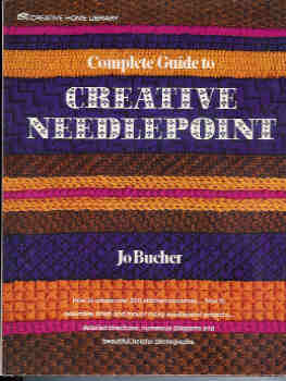 Image for Complete Guide to Creative Needlepoint