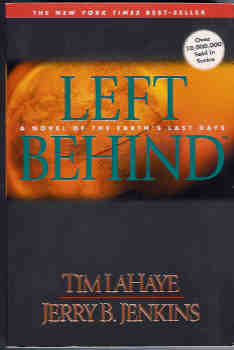 Image for Left Behind: A Novel of the Earth's Last Days