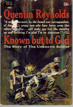 Image for Known But to God:  The Story of the Unknown Soldier