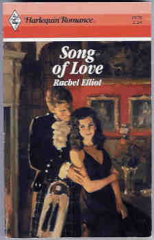 Image for Song of Love (Harlequin Romance # 2978 5/89)