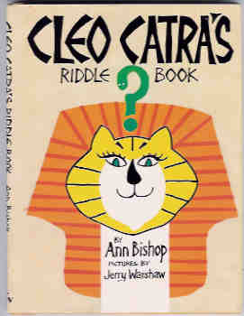 Image for Cleo Catra's Riddle Book
