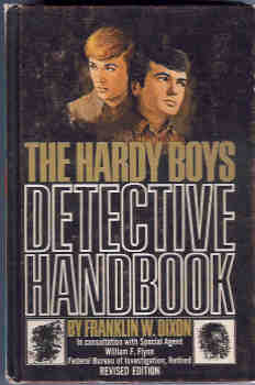 Image for Hardy Boys' Detective Handbook (Revised edition)