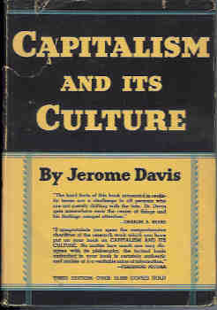 Image for Capitalism and Its Culture