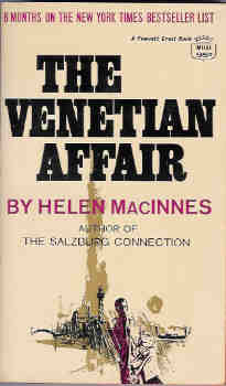 Image for The Venetian Affair