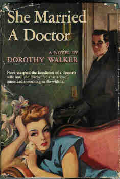 Image for She Married a Doctor