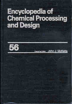 Image for Encyclopedia of Chemical Processing and Design: Vol. 56 Supercritical Fluid Technology: Theory and Application to Technology Forecasting