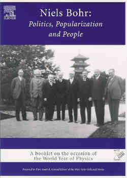 Image for Politics, Popularization and People: A Booklet on the Occasion of the World Year of Physics