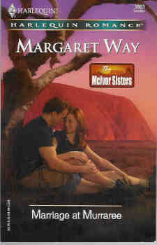 Image for Marriage at Murraree (The McIvor Sisters) (Harlequin Romance # 3863 10/05)