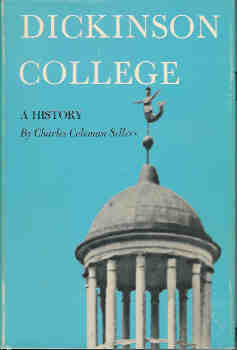 Image for Dickinson College: A History