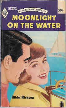 Image for Moonlight on the Water (Harlequin Romance # 1323 11/69)