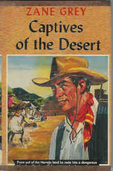 Image for Captives of the Desert