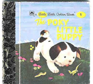Image for The Poky Little Puppy (A Little Little Golden Book #1)