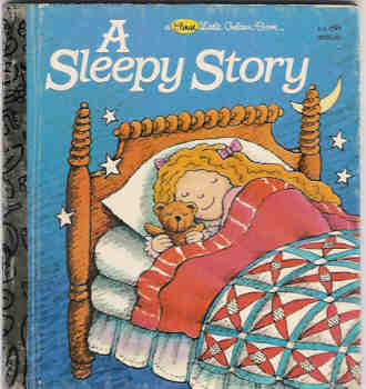 Image for A Sleepy Story (A First Little Golden Book #10135-01)
