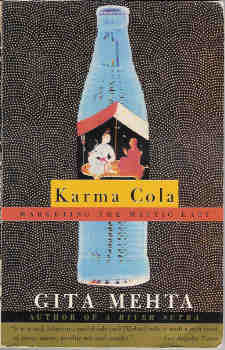 Image for Karma Cola: Marketing the Mystic East