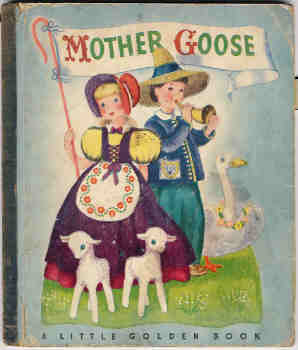 Image for Mother Goose (A Little Golden Book)