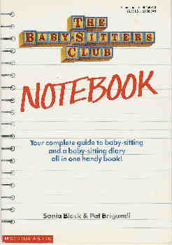 Image for The Baby-Sitters Club Notebook