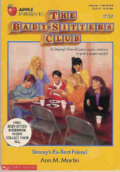 Image for Stacey's Ex-Best Friend (The Baby-Sitters Club Series #51)