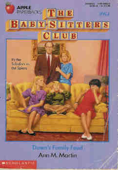 Image for Dawn's Family Feud (The Baby-Sitters Club series #64)